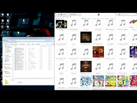 How To Move Music From ITunes To A Android Device