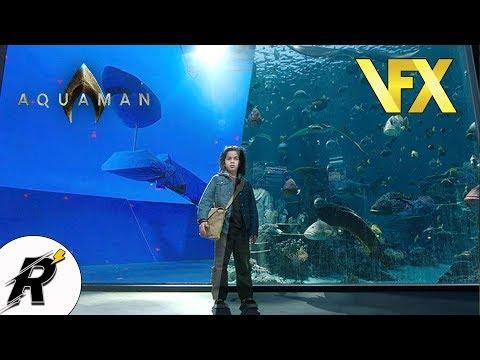 """СПЕЦЭФФЕКТЫ (VFX) Aquaman / """"Аквамен"""" L DC 2019"""