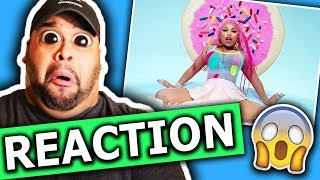 Nicki Minaj - Good Form ft. Lil Wayne (Music Video) REACTION