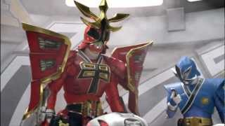 Power Rangers Super Samurai - Samurai Forever - Final Battle against Master Xandred