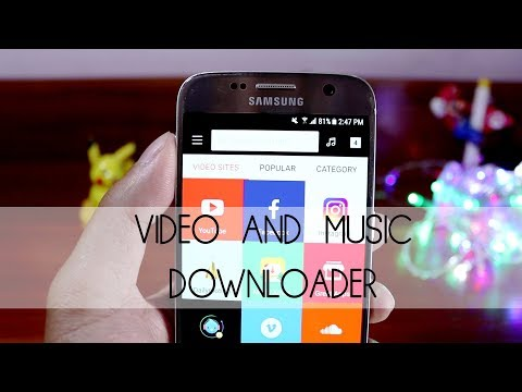 Best video and music downloader app for you android 2018!!!🔥