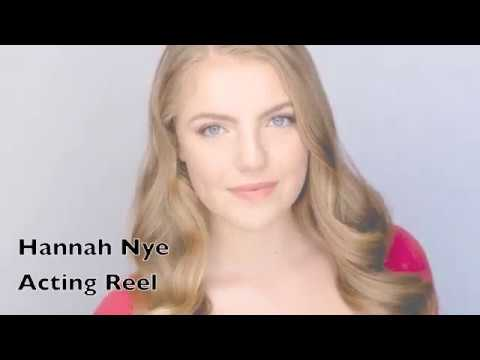Hannah Nye Acting Reel