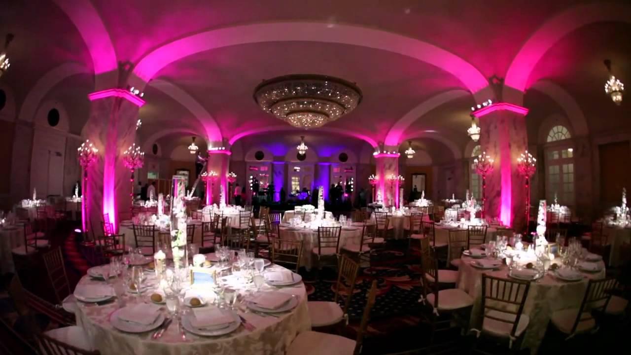 Ritz Carlton Wedding Philadelphia At The