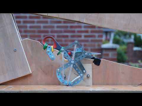 Command wire IED Extraction / Defeat Device Prototype 2 Test