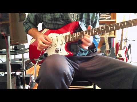 Say Hello 2 Heaven -  Temple of the Dog (Guitar Solo Cover)