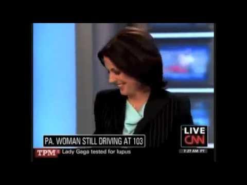 CNN plays wrong music clip
