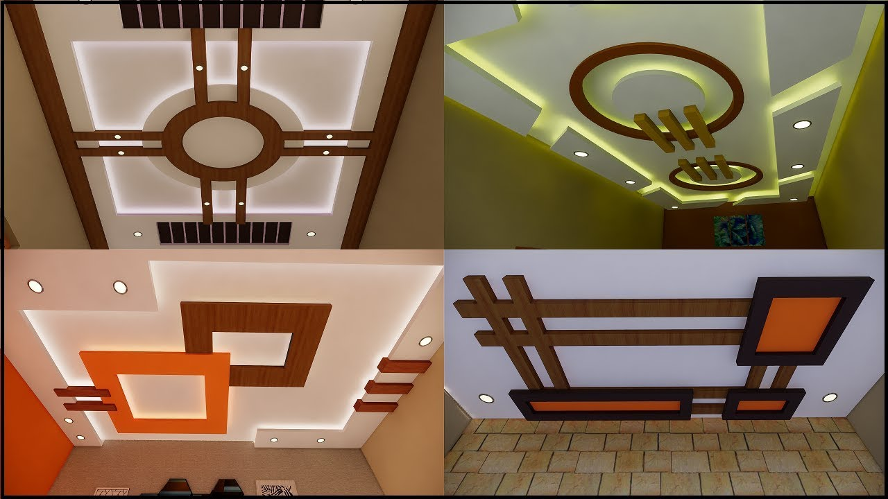 Simple And Best Fall Ceiling Designs For Hall ...