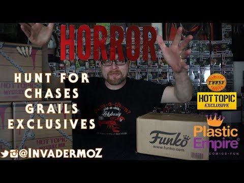 Hot Topic Horror Mystery Box and Grails thumbnail