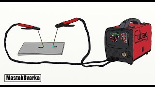 Что случится, если двумя электродами сваривать на одном инверторе