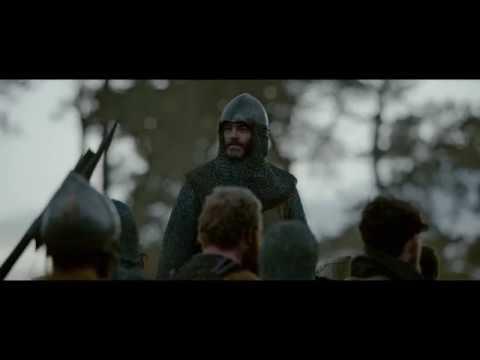 Outlaw King - Robert the Bruce speech at the Battle of Loudoun Hill.