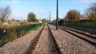 NET Tram Extension - Nottingham Station to Toton Lane - Autumn 2014