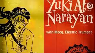 "Yuki Ato Narayan's album ""The Neo Jazz Funk"""