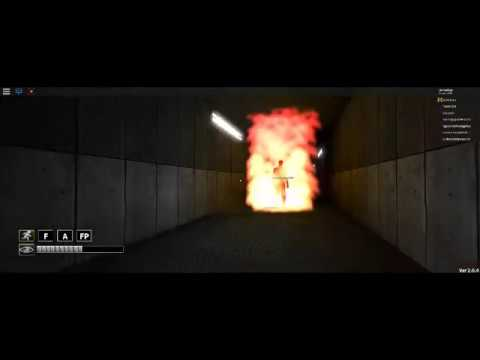 Scp Demonstration Scp 096 Scp 457 Youtube