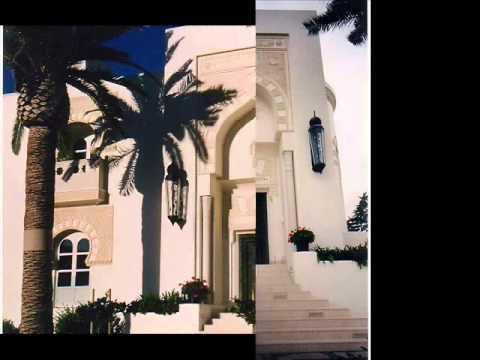 Decoracion arabe en escayola youtube - Decoracion escayola ...
