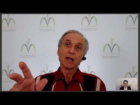 Dr. McDougall's Medicine: Digestive Tune-Up, Session #10, Chapter 13, Webinar 06/15/17