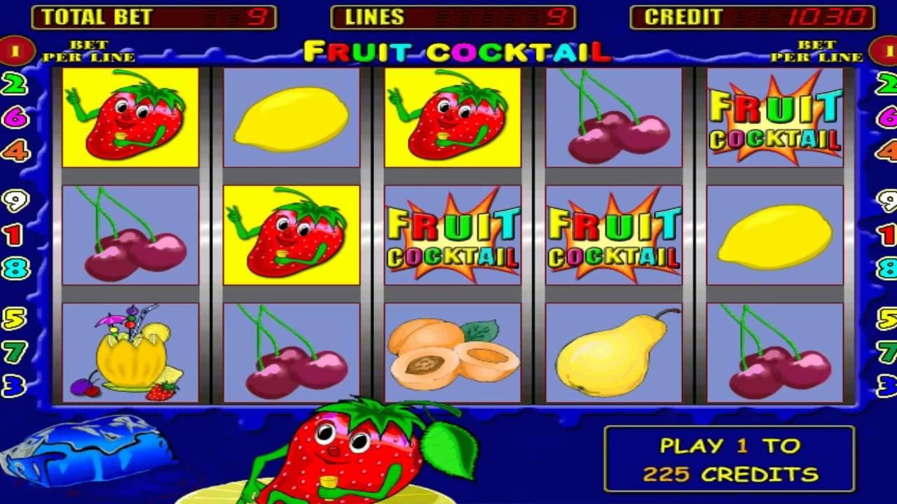 Spiele Fruit Cocktail 7 - Video Slots Online