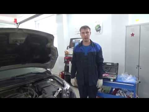 Замена АКБ на Ford Focus 2