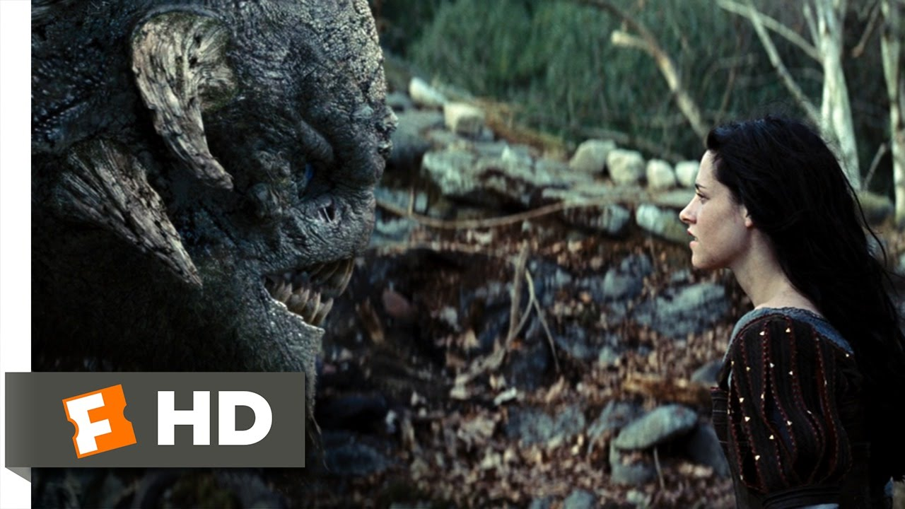 Snow White and the Huntsman (5/10) Movie CLIP - Troll (2012) HD