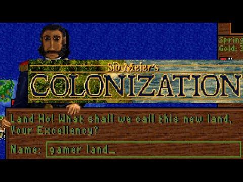 haha gamer lad - Sid Meier's Colonization  