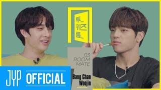 [Two Kids Room(투키즈룸)] Ep.03 Bang Chan X Woojin