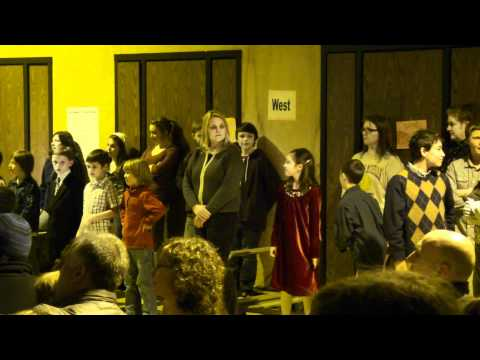 Girdwood School Christmas Musical - Part 5