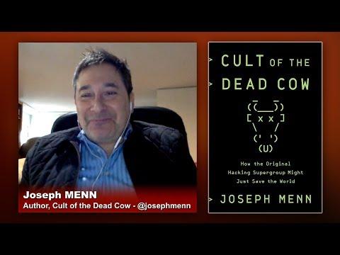 Joseph Menn: Cult Of The Dead Cow - Triangulation 401