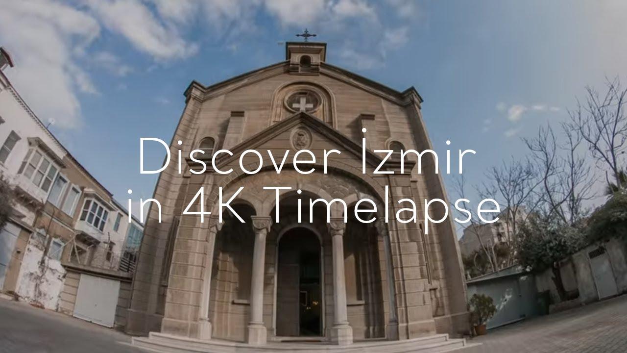 Go Turkey - Discover İzmir in 4K Timelapse