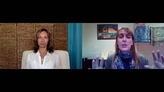 Cosmic Conversations with Anrita Melchizedek and Sandra Walter
