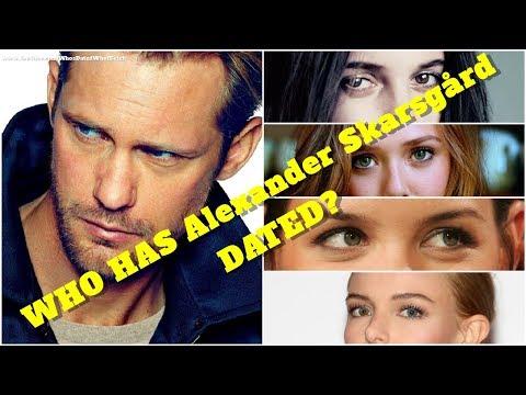 """12 Girls Alexander Skarsgård Has """"Dated"""""""