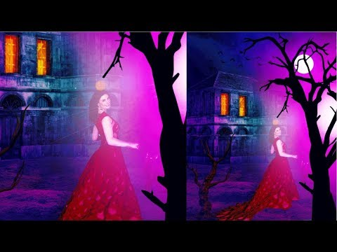 Horror - Photoshop manipulation tutorial thumbnail