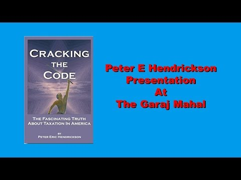 Cracking the Code by Pete Hendrickson