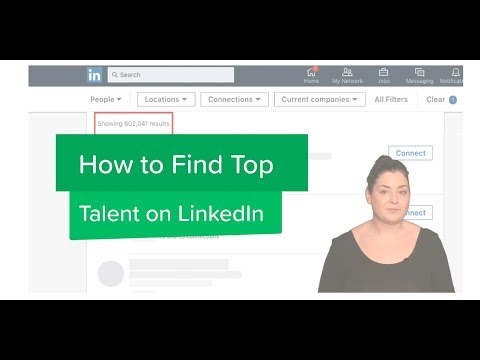How To Find Top Talent On LinkedIn (with Boolean) | LinkedIn Recruiting