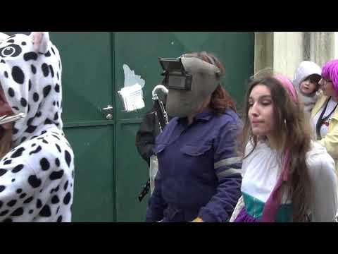 Carnaval - Animação de rua - Verride