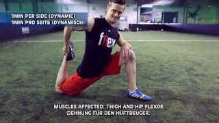Video How To Warm Up for Soccer/Football (Free Kicks & Games) download MP3, 3GP, MP4, WEBM, AVI, FLV Maret 2017