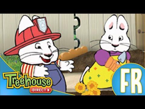 Max et Ruby: Jour de fête/Son amie imaginaire/Le pompier - Ep.26