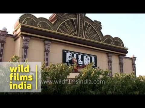 Ramoji Film City - Largest film studio complex in the world, Hyderabad