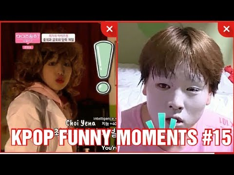 KPOP FUNNY MOMENTS PART 15 (TRY TO NOT LAUGH CHLALLENGE)