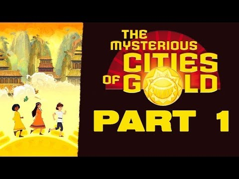 The Mysterious Cities Of Gold Secret Paths [HD720p] Gameplay Walkthrough Part 1 태양소년 에스테반 공략 파트 1
