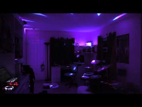 American DJ Aggressor LED (Get Lucky - Daft Punk)