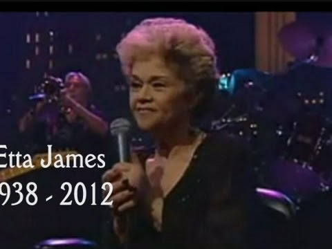 Singer Etta James Dies Aged 73