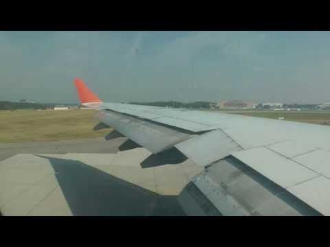 IL-96-300 Aeroflot take off Sheremetyevo - Sochi AER