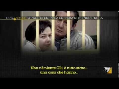 Linea Gialla Strage Di Erba Intercettazioni Olindo E Rosa 0312