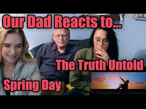 Our Dad Reacts to