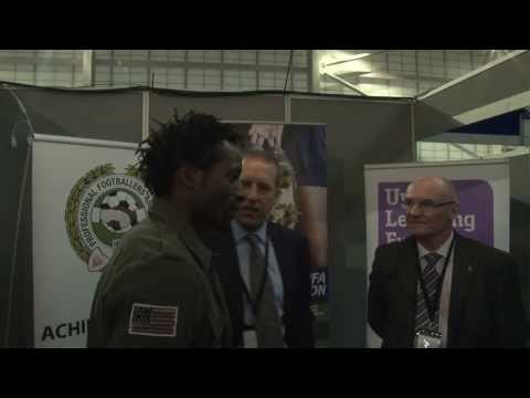 Ugo Ehiogu reflects on The PFA's 'Making the Transition' programme
