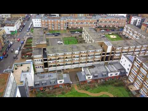 Tower block archive - Mile end towers