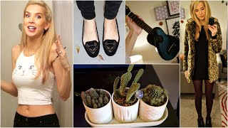 Exercise Trophy + Going Out OOTD ♡ Weekend Vlog 4.1 Thumbnail