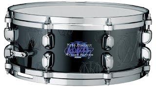 Tama Mike Portnoy Signature Snare 14x5.5