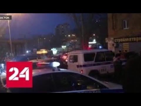 Во Владивостоке ищут водителя,  сбившего насмерть женщину с ребенком