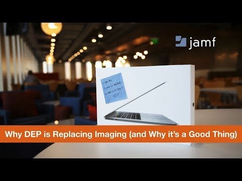Why DEP is Replacing Imaging (and Why it's a Good Thing)