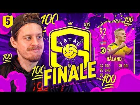 THE FINAL SHOWDOWN! F8TAL FUTURE STARS HALAND #5 FIFA 20 Ultimate Team